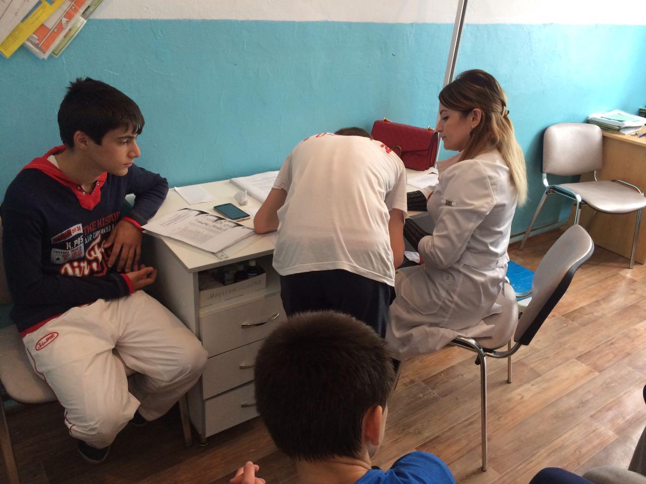 Тестирование учащихся на употребление наркотических средств