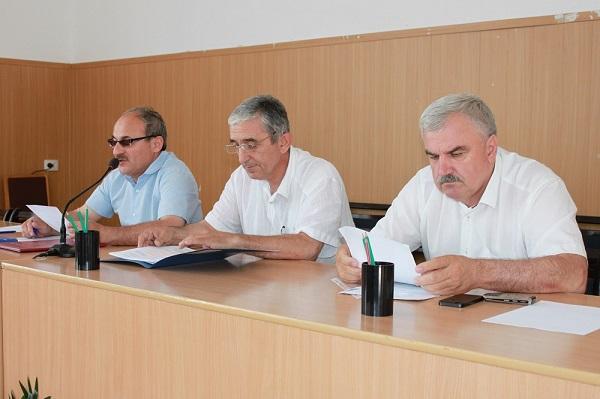 Заседание комиссии по адаптации к мирной жизни